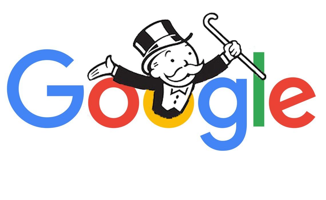 Monopólio Google