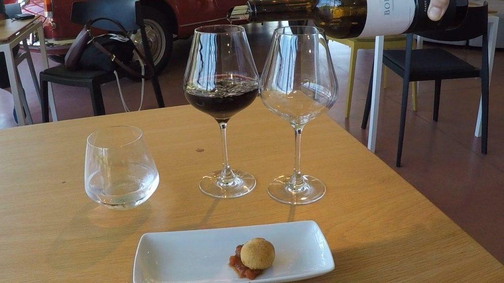 Deguartação de vinhos 2 Bodega Bouza - Vinicola em Montevideu