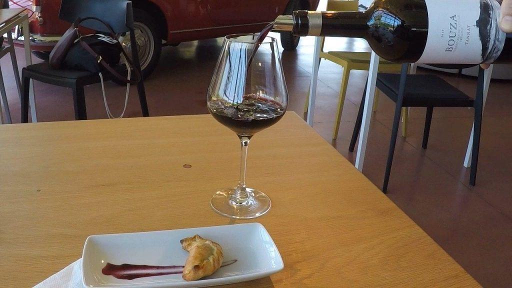 Degustação de vinhos 1 Bodega Bouza - Vinicola em Montevideu