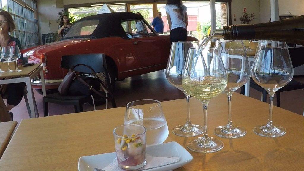 Degustação de vinhos 3 Bodega Bouza - Vinicola em Montevideu