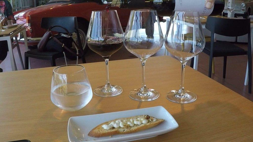 Degustação de vinhos 4 Bodega Bouza - Vinicola em Montevideu